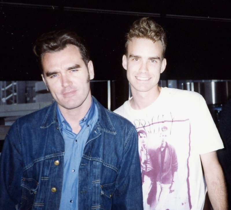 Morrissey and Me 1992
