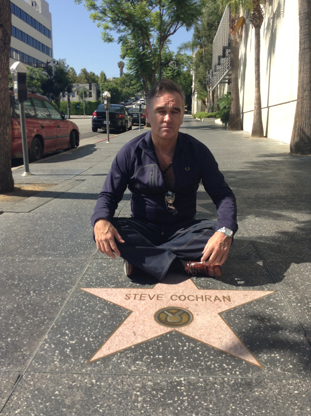 morrissey in hollywood