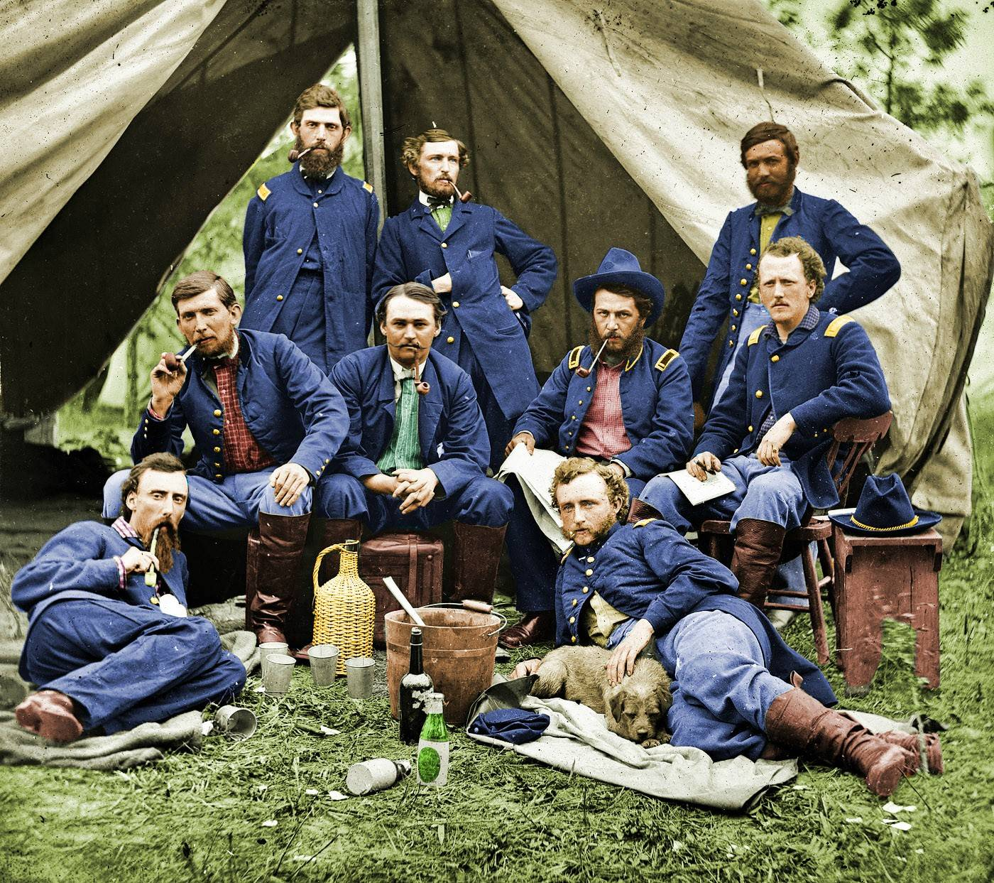 1862-COLORIZED-Lt-Custer-and-Union-Troops-1862.jpg