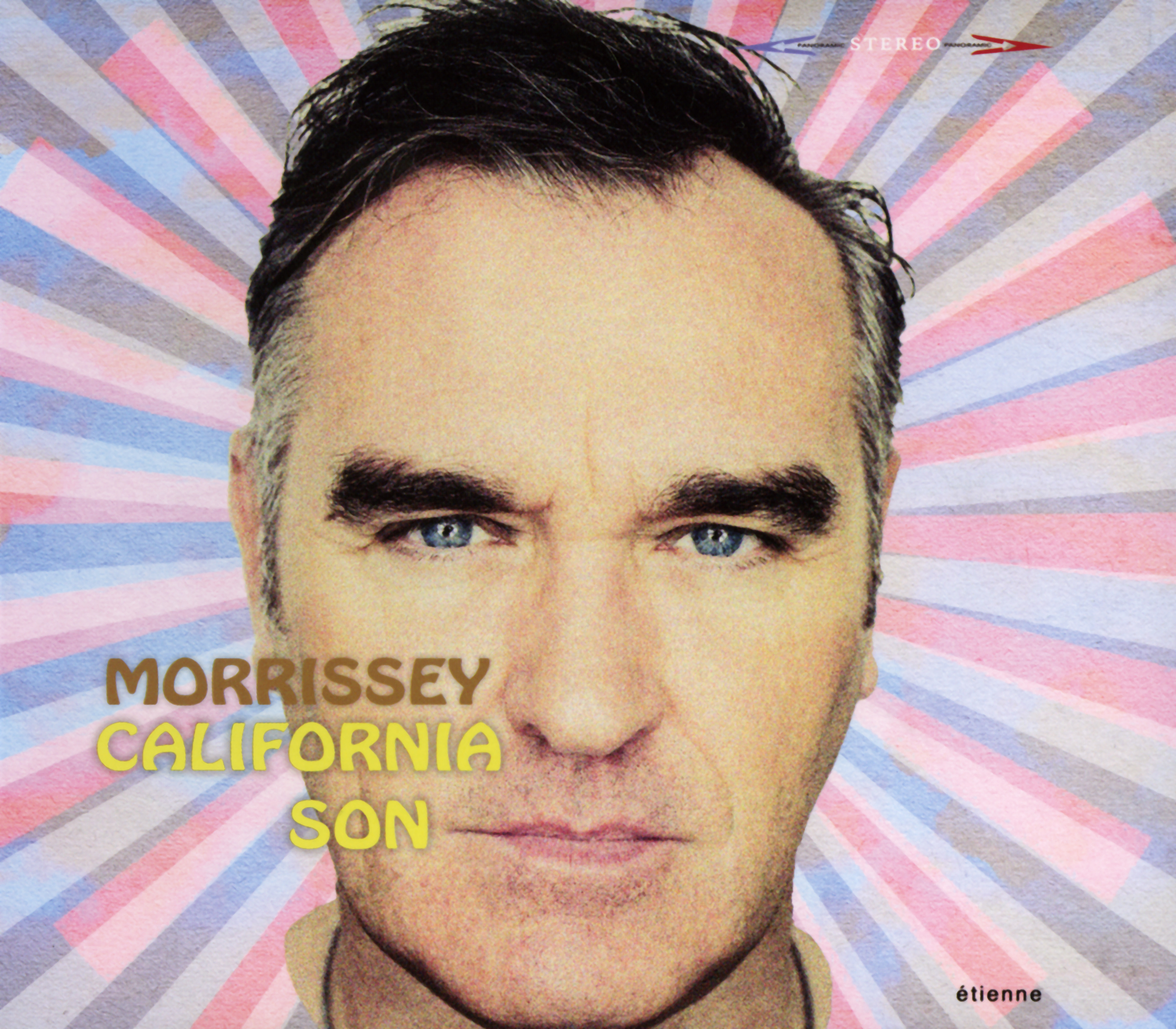 2019-05-24 'California Son' By Morrissey [U.S. Étienne Records Pressing] [Gatefold Cover]