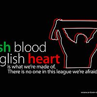 irish blood english heart