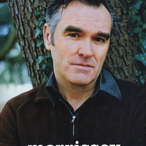 Morrissey, Hook End Manor, England, Autumn 2003 (i) ~ index magazine cover ~ Wolfgang Tillmans.jpg