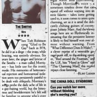 1984 06 07 rolling stone review of the smiths