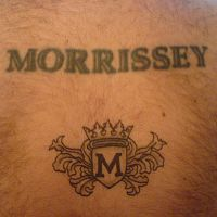 morrissey tatoo