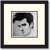 Pencil art Morrissey