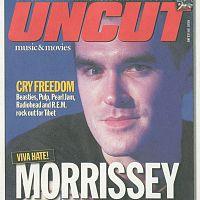 Ad, Uncut Magazine [Featuring Morrissey], 1998