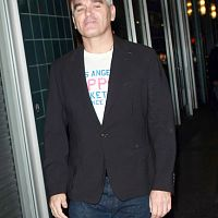 singer morrissey seen leaving soundgarden zyqfotkjxj l
