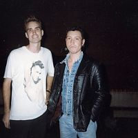 Spencer Cobrin and Me 1992