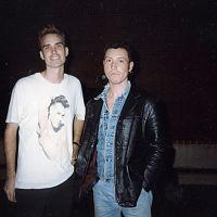 Spencer Cobrin and Me 1992