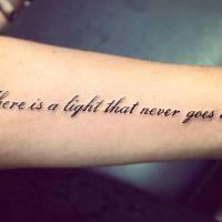 My Forearm