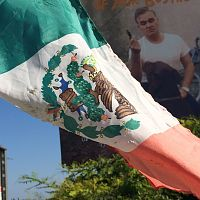 WPINOYB Billboard and the flag of MEXICO. MOZ ANGELES is where you can find