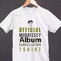 ALBUM CANCELLED T- SHIRT