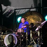Boz On Drums WWYD Santa Ana 4/8/17