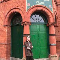 David Keenan Salford Lads Club