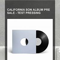 California_son_test_pressing